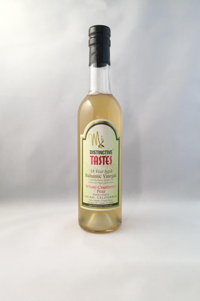Recipes Using Pear White Balsamic Vinegar