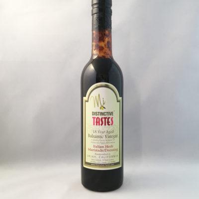 Italian Herb Balsamic Vinegar