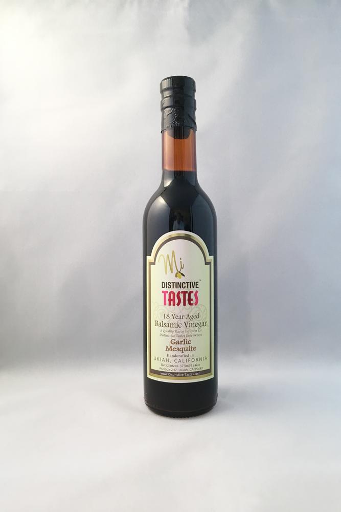 Garlic Mesquite Balsamic Vinegar