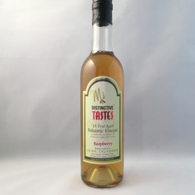 White Raspberry Balsamic Vinegar